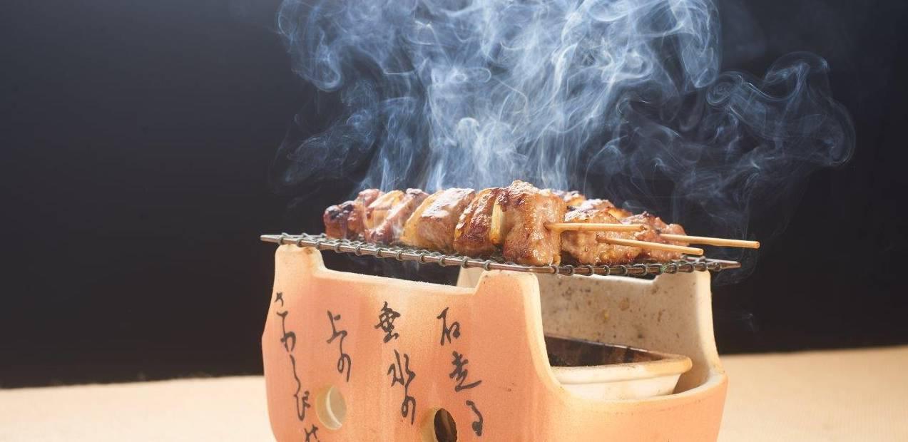 Smoked Pork Skewers